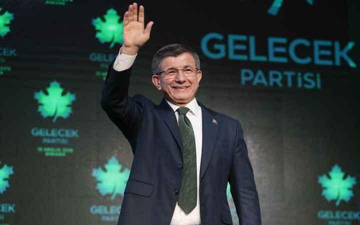 Gelecek Partisi yönetim kurulu belli oldu