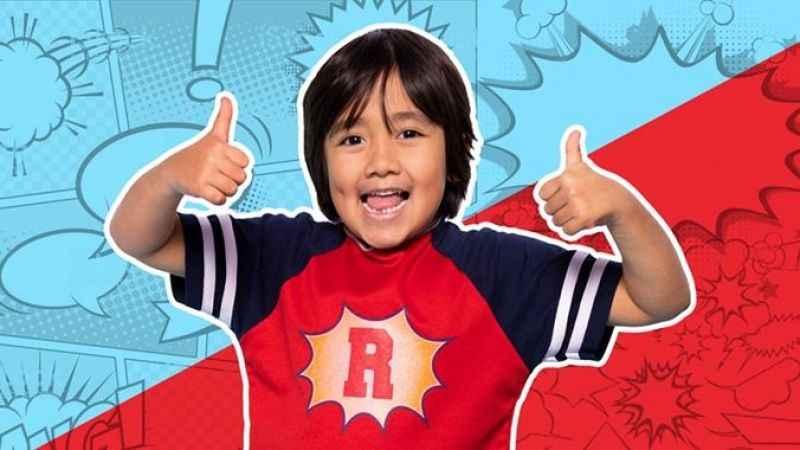 8 yaşındaki Ryan Raji, Youtube'dan 26 milyon dolar gelir elde etti
