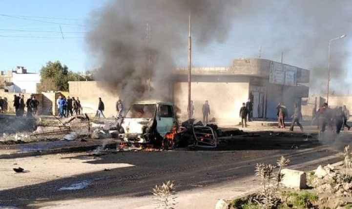 MSB: PKK/YPG Resulayn'da 3'ü çocuk 5 sivili katletti