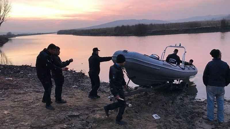 Terkos Gölü'nde iki ceset bulundu