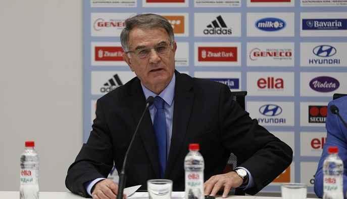 Bosna Hersek Milli Futbol Takımı'nın teknik direktörü Bajevic oldu