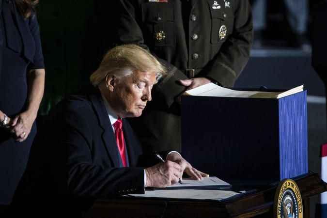 Trump, ulusa sesleniş konuşması yapacak