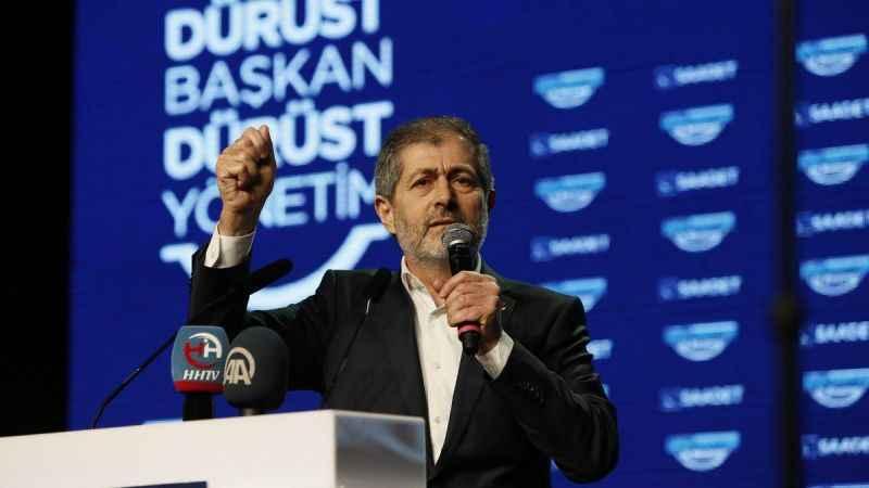 Saadet'ten 'Kanal İstanbul' çıkışı: Parayı ödeyelim, vazgeçsinler