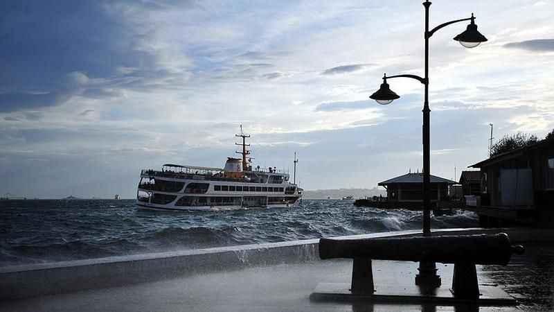 Aman dikkat! Marmara'yı sağanak ve fırtına vuracak...
