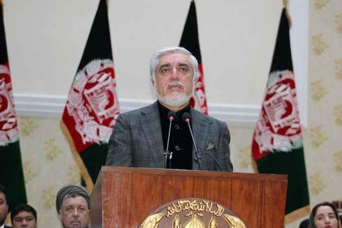 Afganistan'da Cumhurbaşkanı adayı Abdullah'tan sonuçlara itiraz