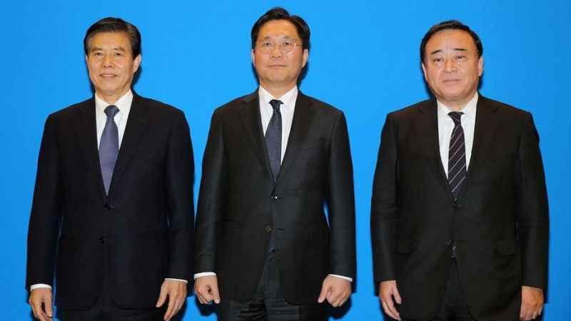 Japonya, Çin ve Güney Kore'den serbest ticaret kararı