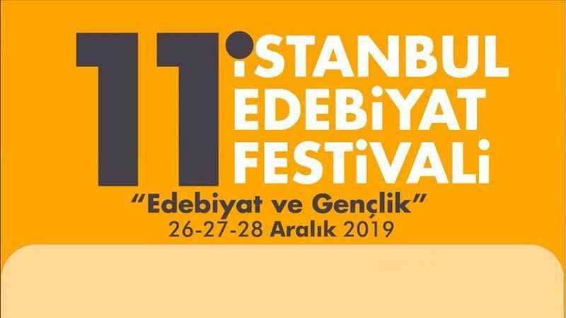 11. İstanbul Edebiyat Festivali 26 Aralık'ta başlayacak