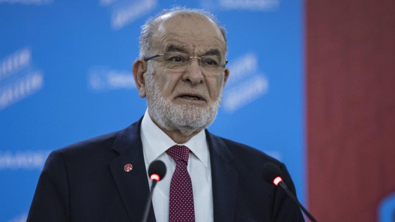 Karamollaoğlu: Kanal İstanbul fayda sağlamaz, bu masraf risk getirir