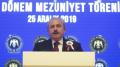 Mustafa Şentop: Devletin dini adalettir, adaletten ödün vermedik