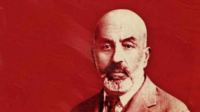 Temel Karamollaoğlu'ndan Mehmet Akif Ersoy paylaşımı