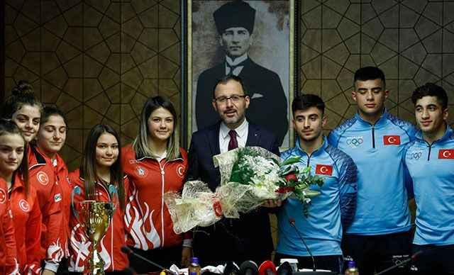2019'da sporcu, antrenör ve kulüplere 41,2 milyon lira ödül verildi