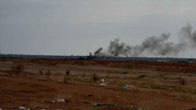ABD askeri üssüne saldırı: Bir ölü