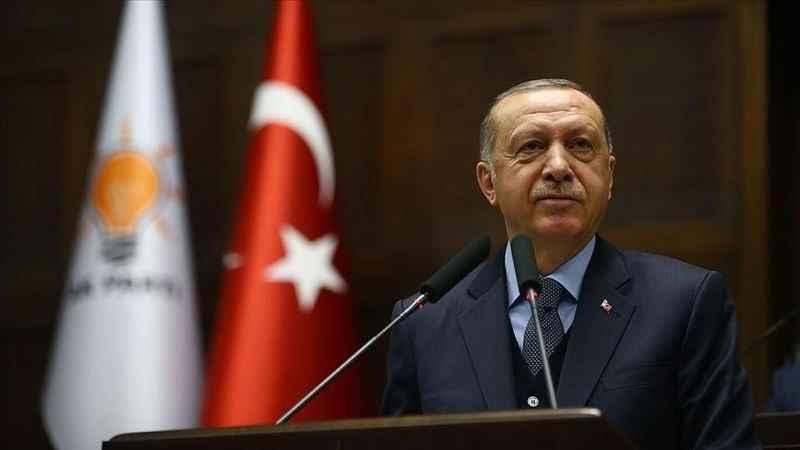 Erdoğan, Erbakan Hoca'nın sözü ile AKP kongresine çağrı yaptı