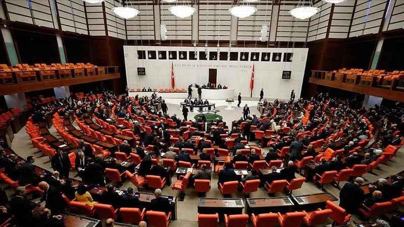 Libya Tezkeresi TBMM'de 325 oyla kabul edildi