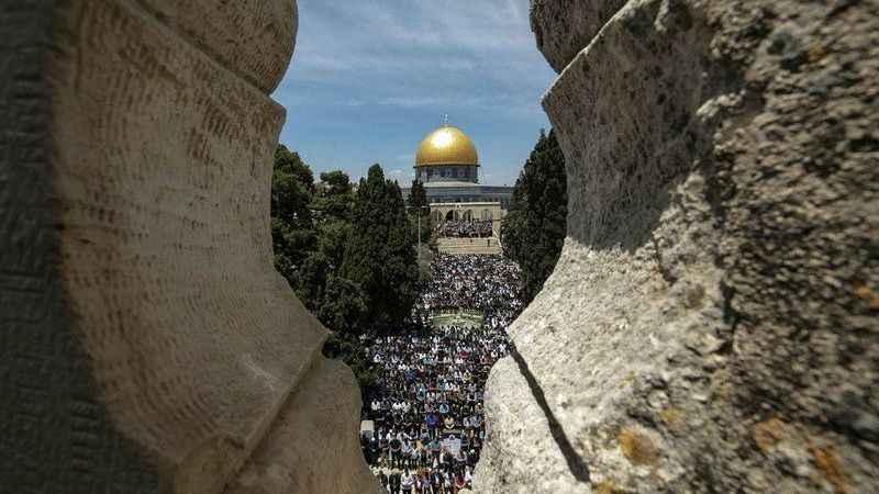İslami Vakıflar Dairesi'nden Mescid-i Aksa için çok önemli uyarı