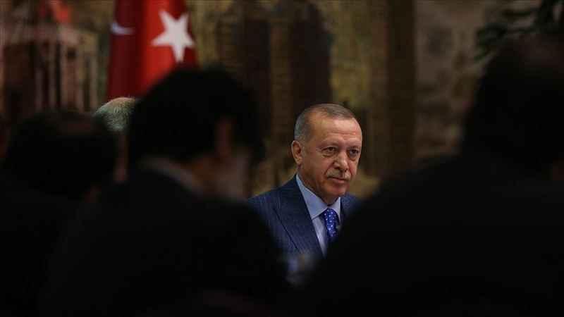 Erdoğan'dan teşkilat başkanına: Ben çoğunu tanımıyorum bile