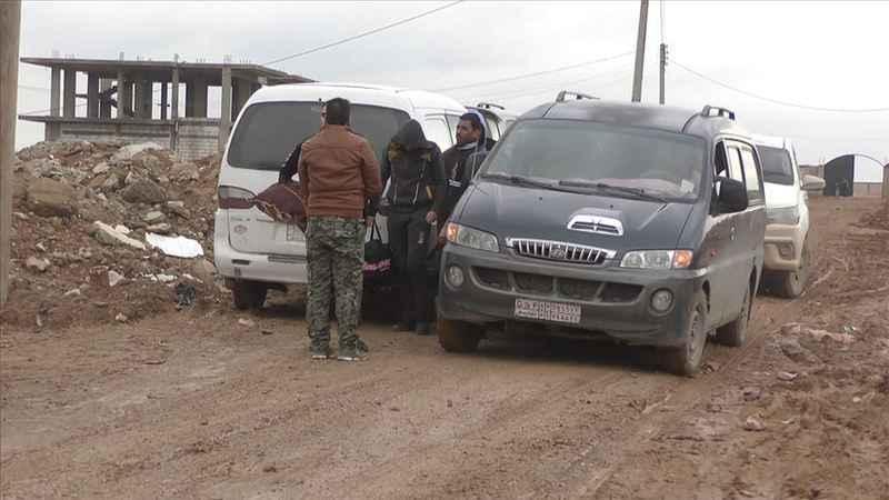 Terör örgütü YPG/PKK Suriye'de 40 DEAŞ'lıyı daha serbest bıraktı