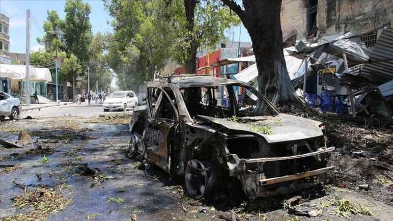 Somali'de Türkleri koruyan güvenlik güçlerine bombalı saldırı: 3 ölü