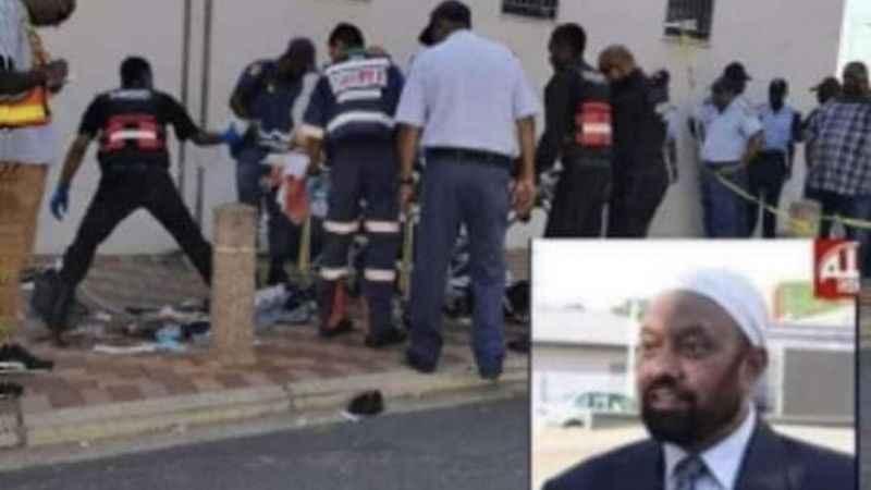 Güney Afrikalı davetçi Şeyh Yusuf Deedat suikaste uğradı