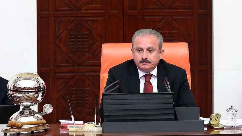 Mustafa Şentop, Rusya'ya mektup gönderdi