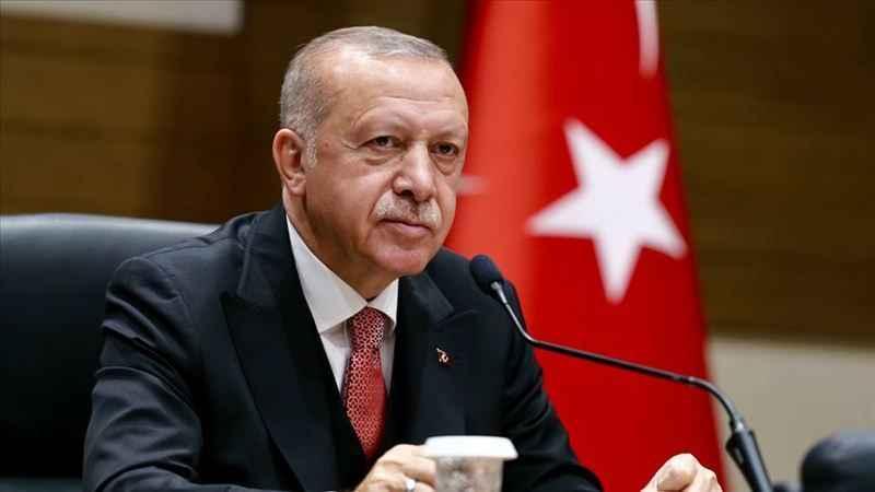 Suriye sorusunu cevaplayan Erdoğan 'Hayır' demedi
