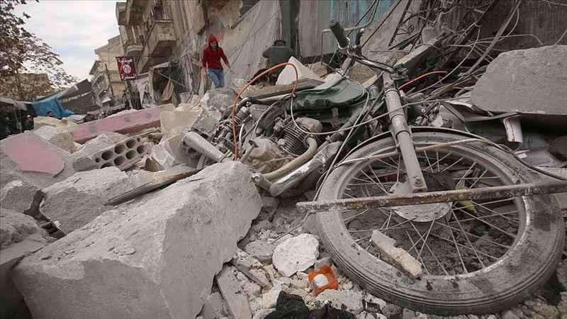 Katil Rusya'nın saldırılarında 5 sivil öldü