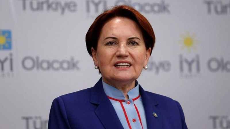 Meral Akşener, AK Parti ile ittifak için şartını açıkladı