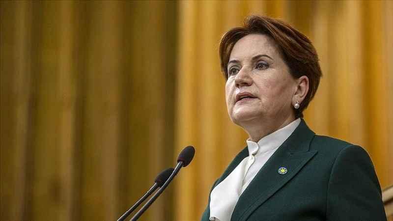Meral Akşener'den AK Parti'ye 94 ruhu tepkisi: Yırtıp attıkları gömlek