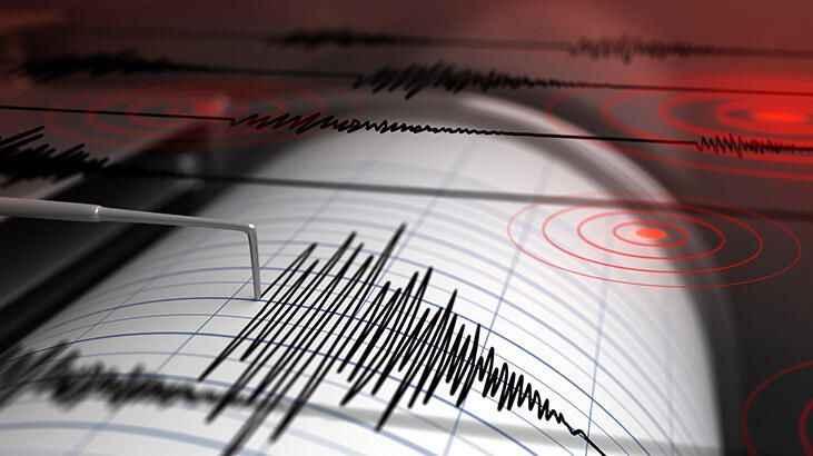 Son dakika! Ankara'da deprem...