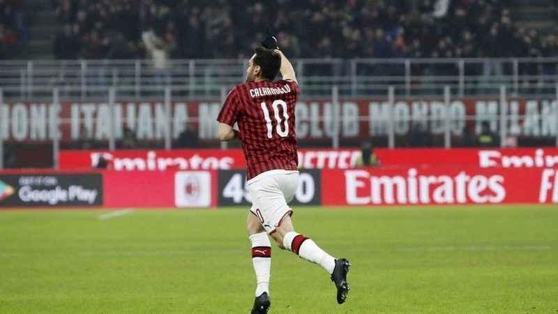 Hakan Çalhanoğlu Milan'ı ipten aldı! İşte o muhteşem goller