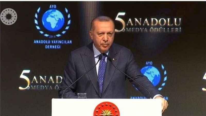 Erdoğan: Ne anlaşması, bu bir işgal projesidir