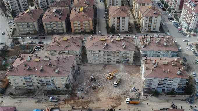 Elazığ Cumhuriyet Başsavcılığı'ndan 8 farklı deprem soruşturması