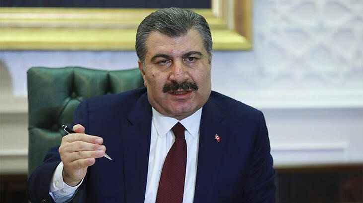 Sağlık Bakanı Koca'dan son dakika korona virüs açıklaması
