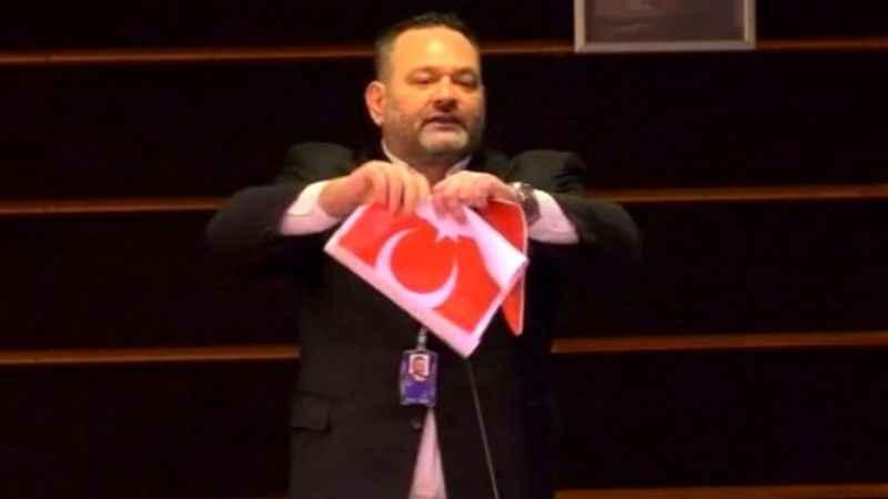 Savcılık ırkçı Yunan milletvekili hakkında harekete geçti