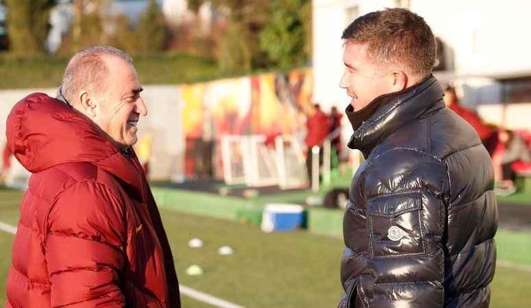 Galatasaray'a Harry Kewell sürprizi