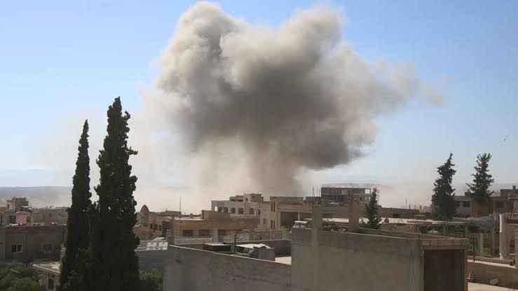 İdlib'te katliam yapıyorlar! Geçen ayki saldırılarda 188 sivil öldü