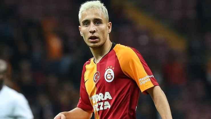 Emre Mor'dan Galatasaray'a mesaj: Benim için hayal kırıklığı
