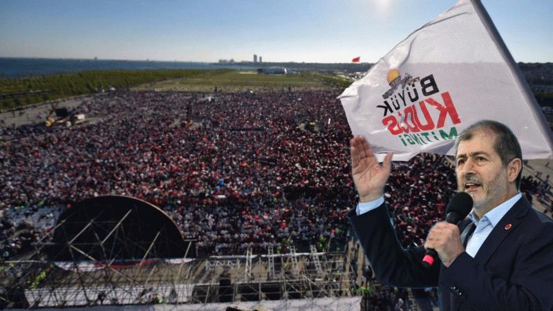Saadet Partisi'nden Büyük Kudüs Mitingi için kritik çağrı