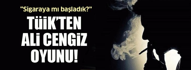 Hükümetin sigara oyunu! TÜİK düşük enflasyon için sigaraya sarıldı