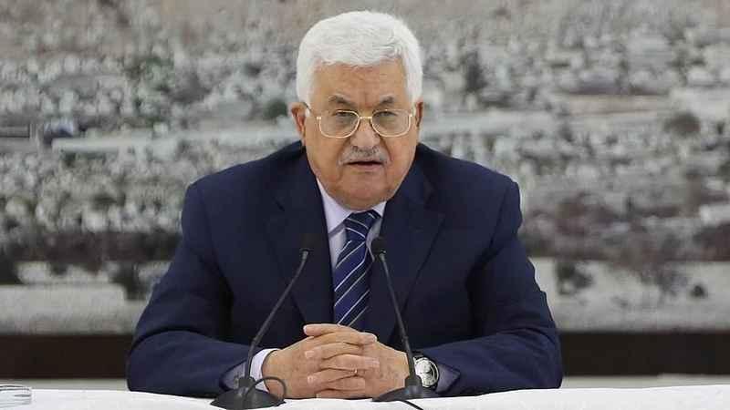 Mahmud Abbas'tan 'iki devletli çözüm' açıklaması