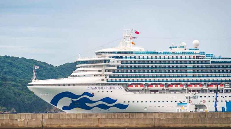 Japonya'da karantina altındaki gemide Koronavirüs vakası yükseliyor
