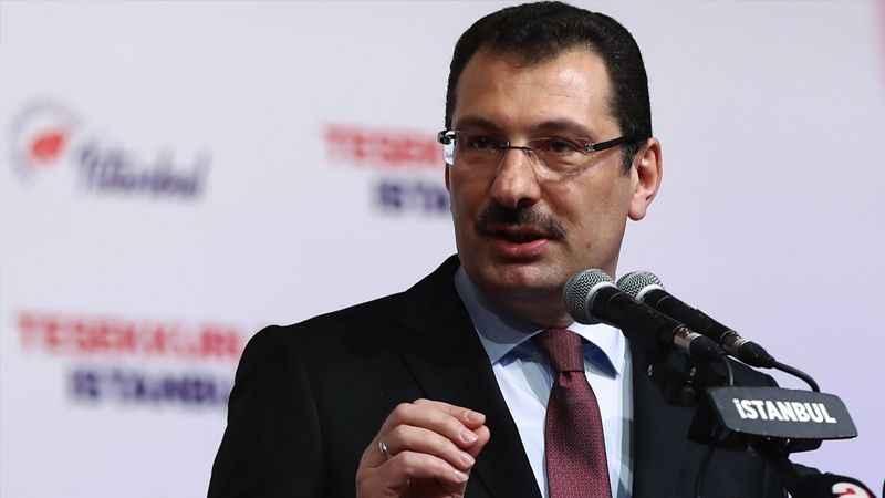 AKP'li Yavuz: O söz bana ait değil, ispat etsinler istifa edeceğim