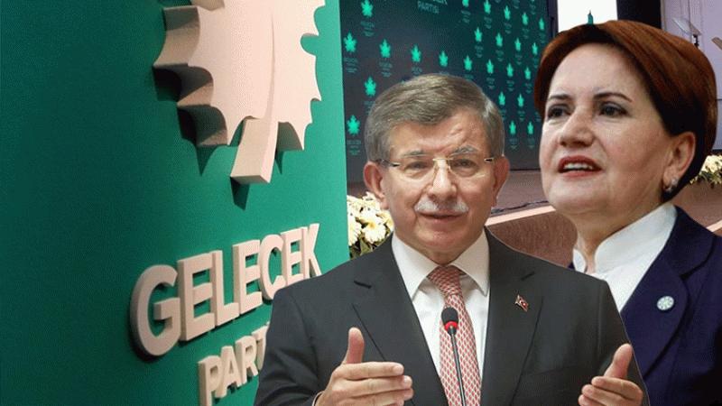 Ahmet Davutoğlu, Meral Akşener'e komşu oluyor
