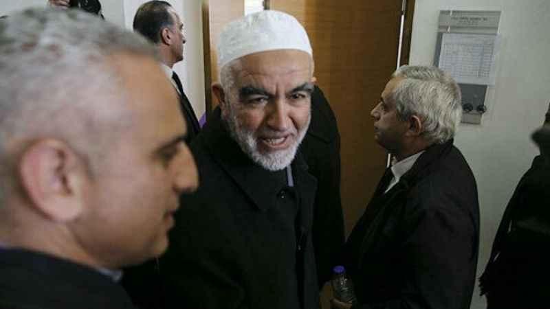 Fetih Hareketinden Şeyh Raid Salah'a verilen cezaya tepki
