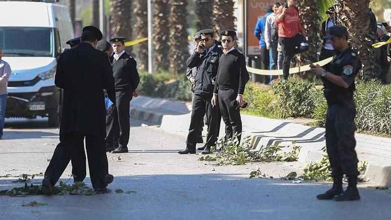 Mısır'da güvenlik noktasına silahlı saldırı