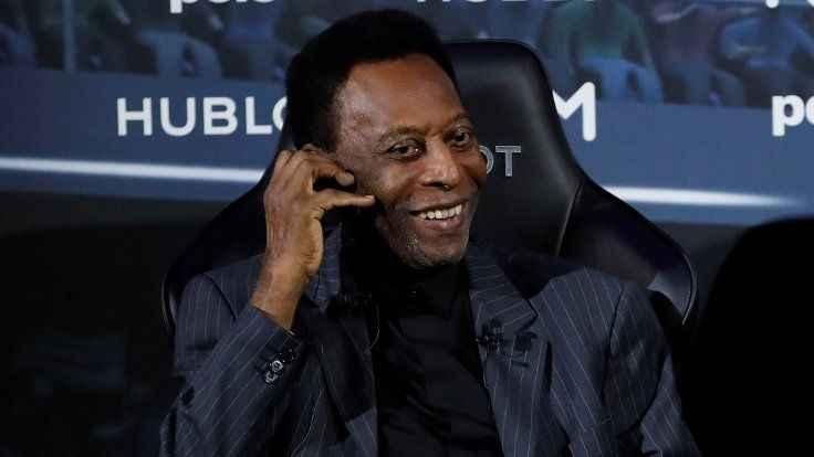 Pele'nin oğlu Edinho: Babam yürüme sorunu yüzünden utanıyor