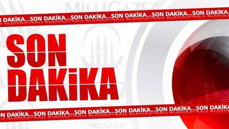 Son dakika: Trabzon'da çığ düştü!