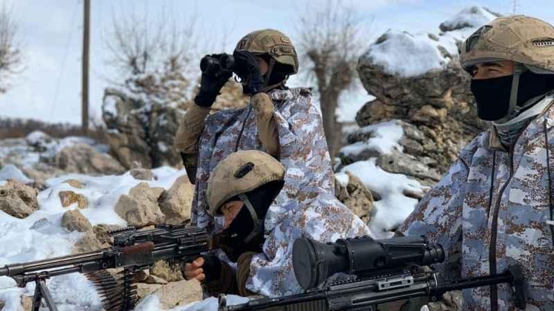 PKK'ya ağır darbe! Birçok sığınak imha edildi