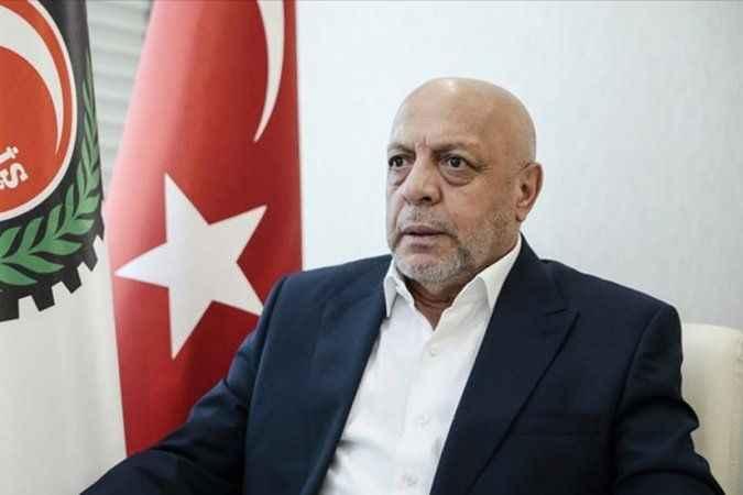 Hak-İş Genel Başkanı Arslan'dan CHP'li Özel'e tepki
