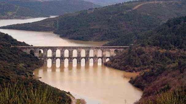 İstanbul'da son yağışlar barajlardaki doluluk oranı açıklandı